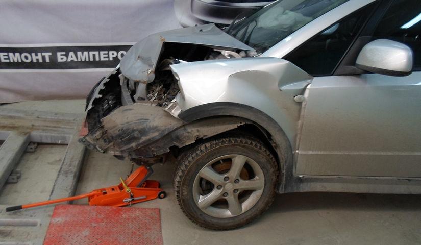 Кузовной ремонт в Зеленограде